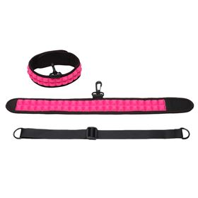 PicoBong Speak No Evil Choker - Pink